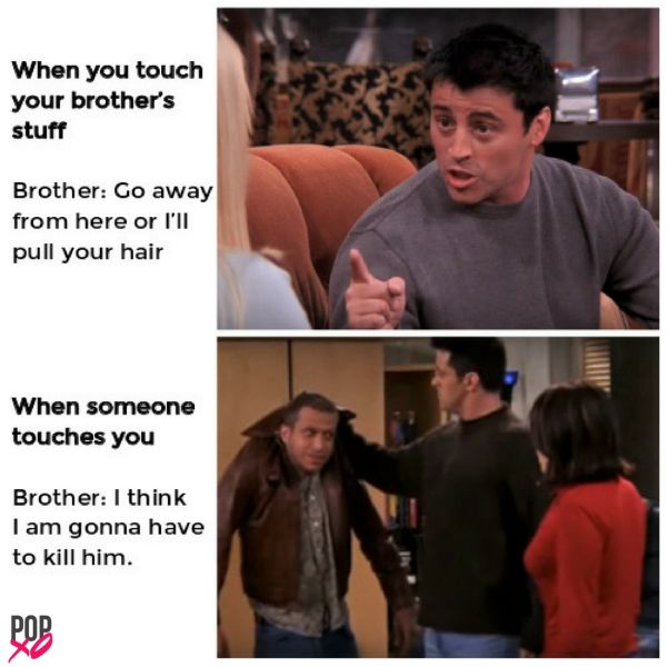 1 brother sister memes