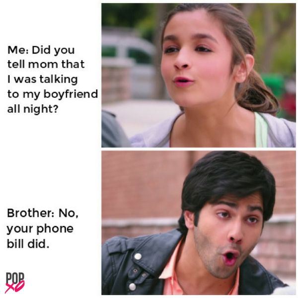 5 brother sister memes