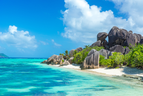4 holiday destinations - seychelles