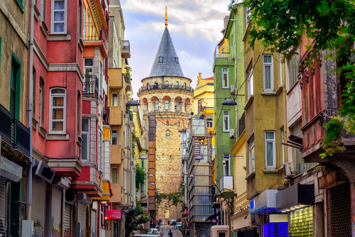6 holiday destinations - istanbul