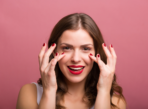 4 care of your undereye area - invest in eye cream