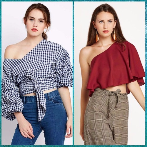 9 off shoulder tops