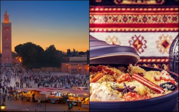 2 travel for food - marrakech