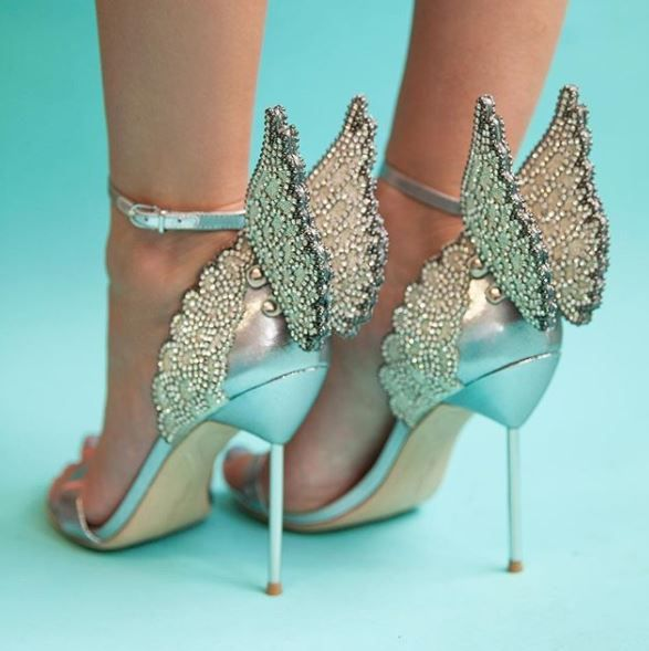 7. Most Expensive shoes - Sophia Webster