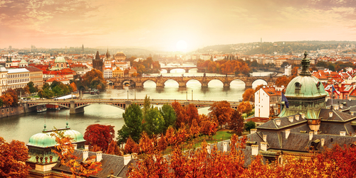 1 holiday destinations - prague