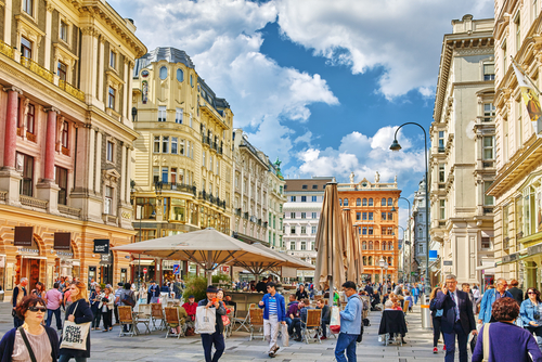 7 holiday destinations - vienna