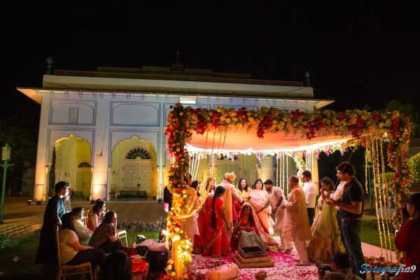 22 fort wedding pheras