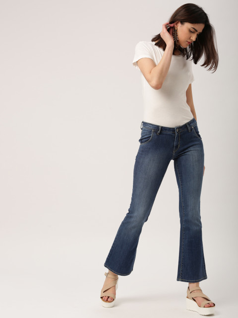 3 flared jeans