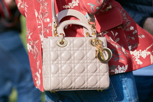 7. Luxury Handbags Lady dior
