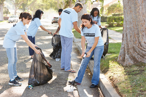 5 things you can do for free - volunteer