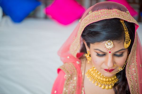 8 bridal beauty treatment