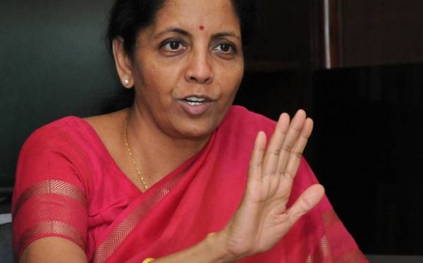 Internal Nirmala Sitharaman
