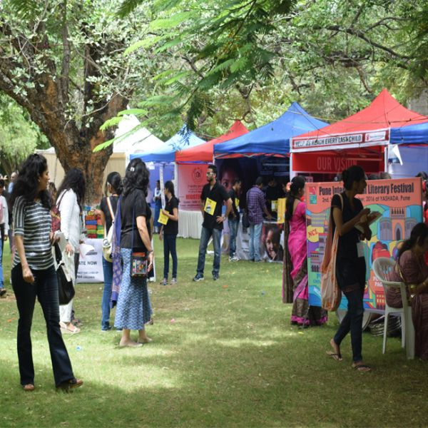 2 places to visit in india - pune international literary festival