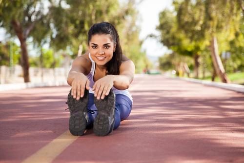 3 warm up mistakes - static stretching