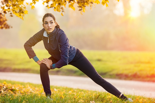 4 warm up mistakes - ballistic stretching