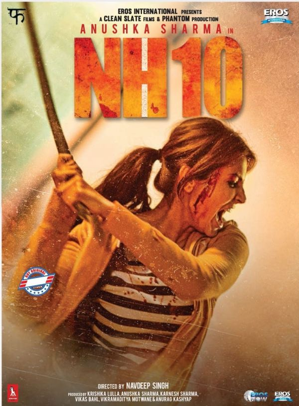4 films with strong female leads - NH10