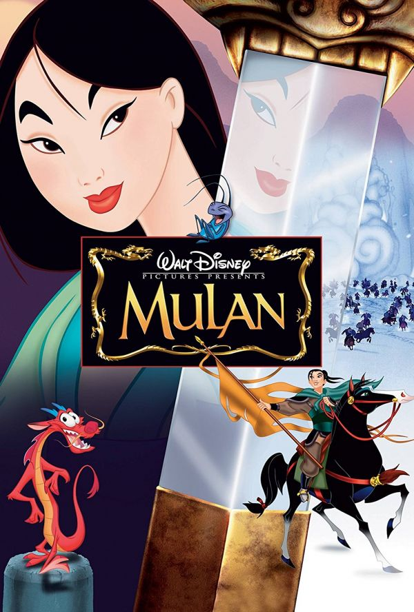 5 films with strong female leads - Mulan