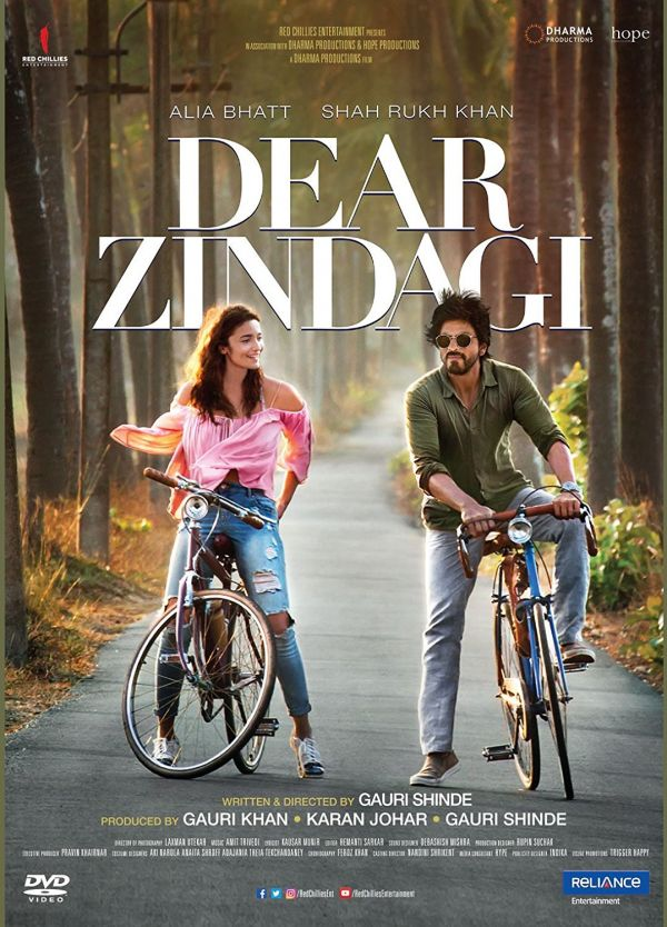 6 films with strong female leads - Dear Zindagi