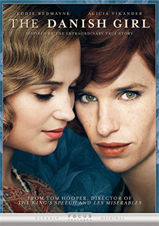 7 films with strong female leads - The Danish Girl