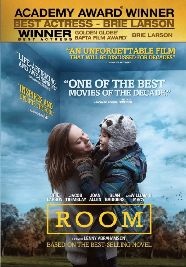 9 films with strong female leads - Room