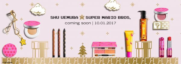 8 super mario make up