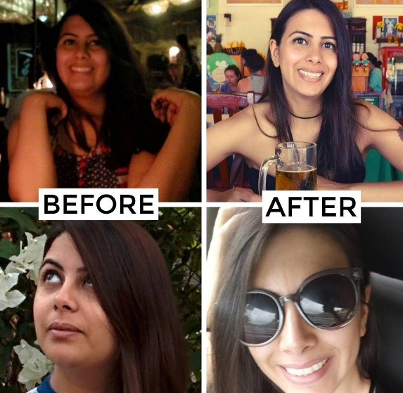 5 weight loss inspirations - sheena