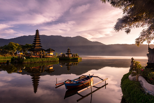 5 holiday destinations - bali indonesia