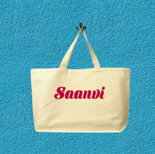 7 gifts for your bridesmaids name bags