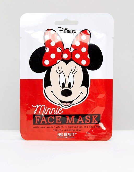 1 face mask - minnie mouse