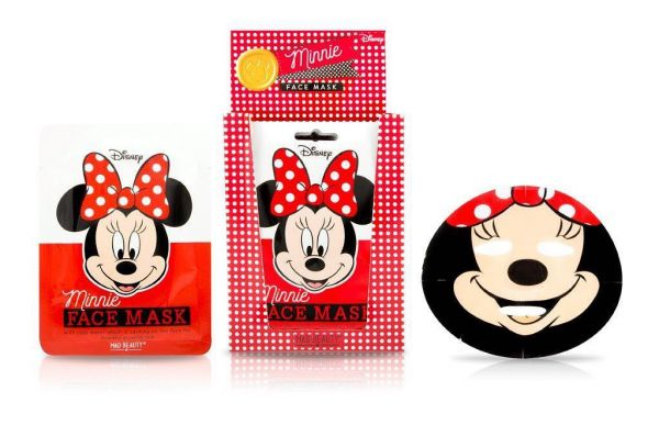 3 face mask - minnie mouse