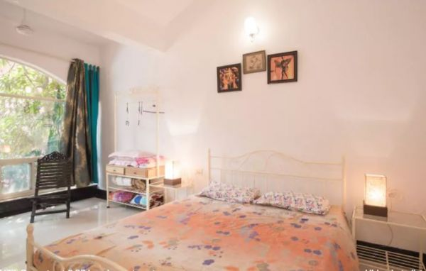 2 airbnbs in goa