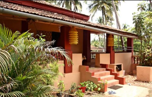 7 airbnbs in goa