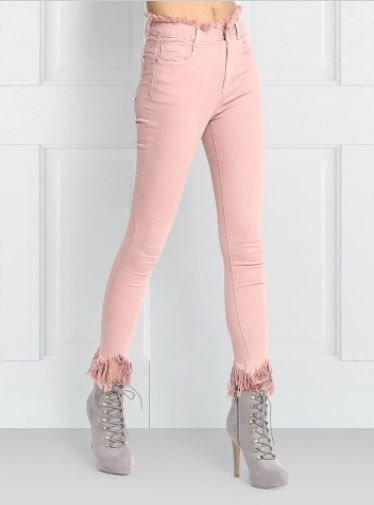1 jeans makeover - Bottom Hustle Jeans in Pink lulu and sky