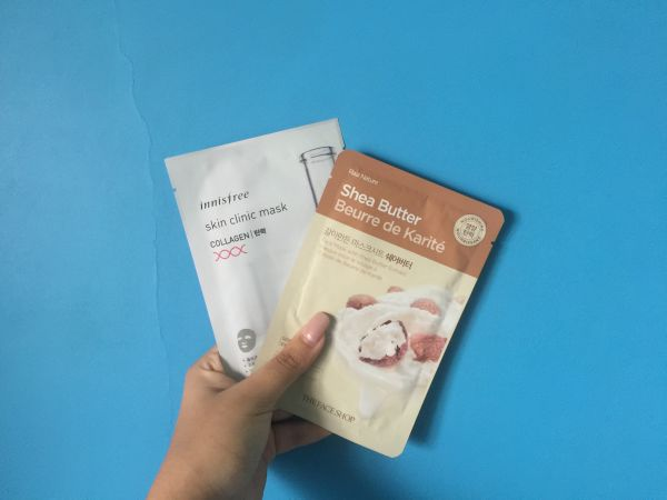 7 Day sheet mask challenge Kannagi 3
