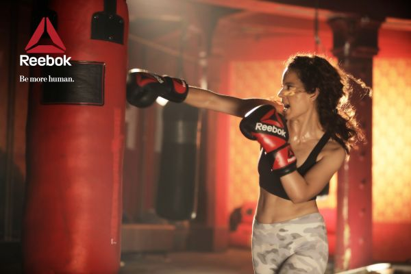 1 Kangana Ranaut Fit To Fight campaign
