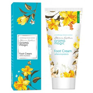3 beauty treatments aroma foot cream