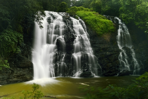 6 hill stations - coorg