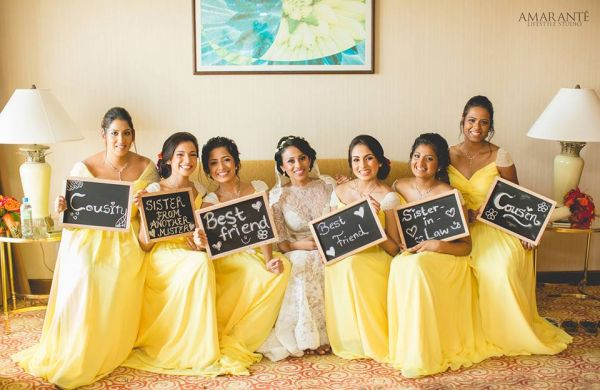 5 Bride   Bestie Moments