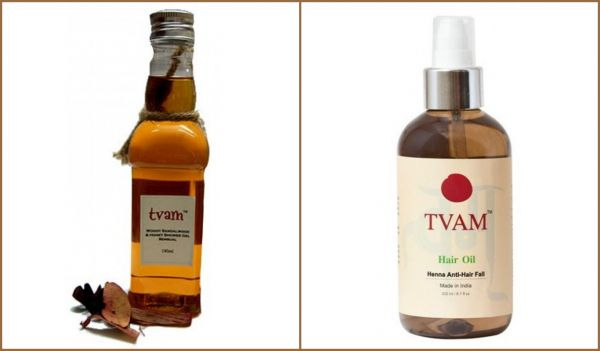 6 indian organic beauty brands tvam hair oil shower gel