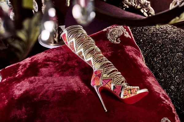 2 Christian Louboutin and Sabyasachi Collaboration