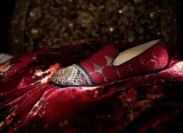 4 Christian Louboutin and Sabyasachi Collaboration