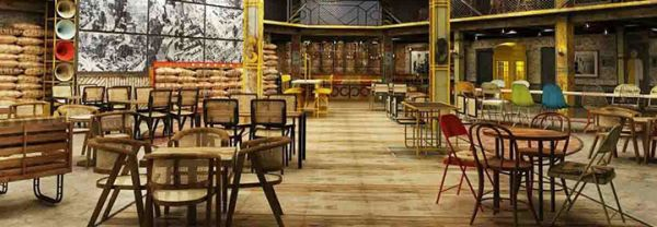 new restaurants Local Connaught Place