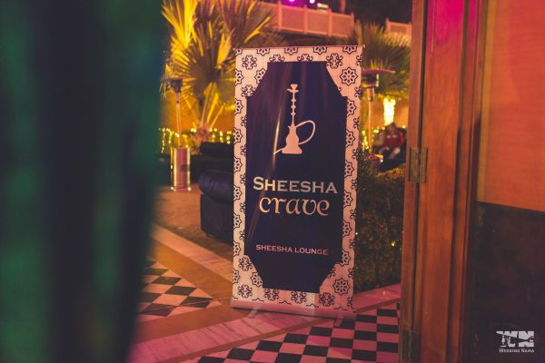 5 kashi wedding sheesha poster