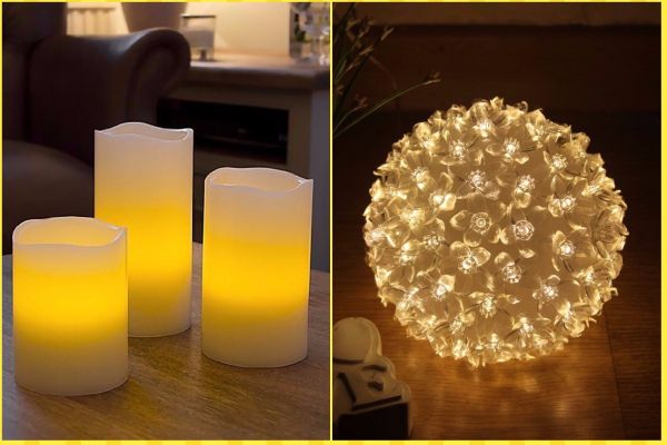 1 online stores - propshop24 remote control candle led lamp