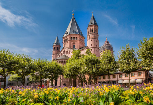 1 book lovers - mainz germany - gutenburg