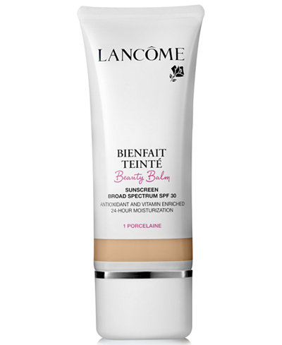 5 makeup products with spf lancome