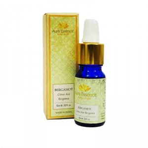 9 carrier and essential oils - aura essence bergamot