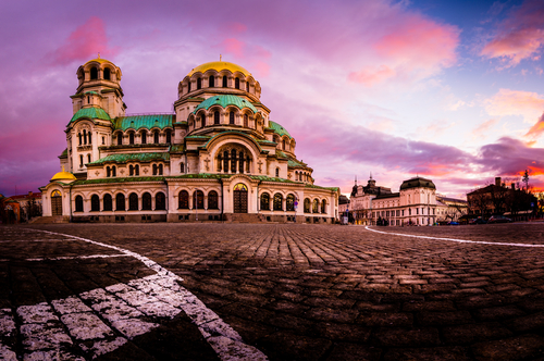 3 affordable european cities - sofia - bulgaria