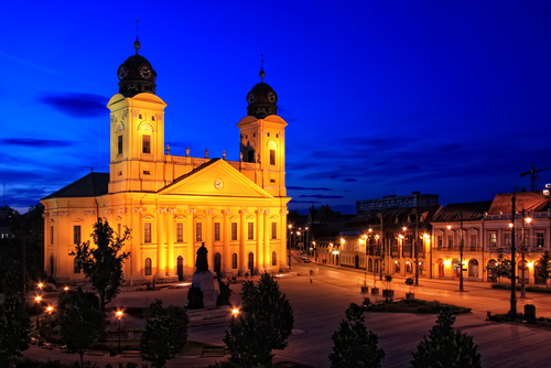 5 affordable european cities - debrecen - hungary