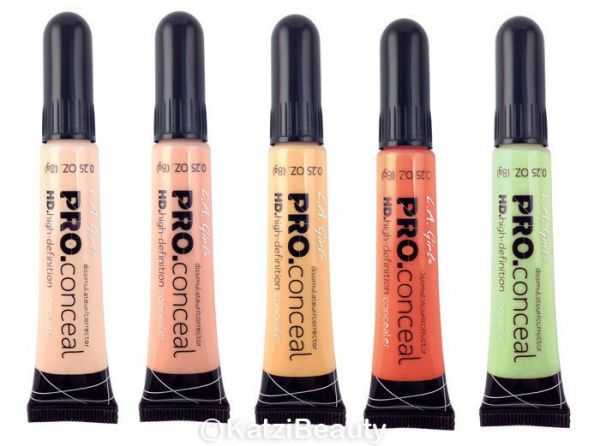 L.A Girl HD Pro Concealer Color Corrector